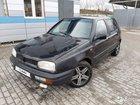 Volkswagen Golf 1.8МТ, 1992, 194000км