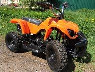 Продаем новый детский бензиновый квадроцикл Мини АТV: модель X16 c электростарте