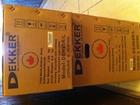 Новое фотографию Кондиционеры и обогреватели Кондиционер (Сплит-система) dekker DSH95R/L 56673843 в Анапе