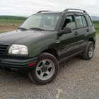 Suzuki Vitara 2.0AT, 2000, 166000км