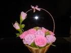 Фото в Хобби и увлечения Разное Букет из конфет, из 17 роз. Конфеты Бутон в Арзамасе 1000
