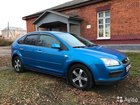 Ford Focus 1.8МТ, 2007, 112000км