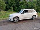 Mercedes-Benz GLK-класс 2.1AT, 2011, 165000км