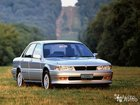 Mitsubishi Galant 1.8МТ, 1992, седан, битый