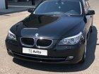 BMW 5 серия 2.5AT, 2009, 178645км