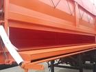 Скачать бесплатно foto  прицеп зерновоз самосвальный 10 метров с боковой разгрузкой 85140202 в Перми