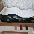 Кровать ортопедматрас