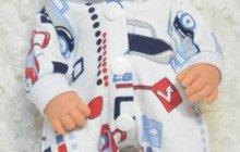 Одежда для куколок 24-28 см
