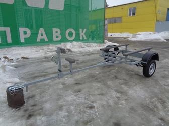 Скачать бесплатно фотографию Прицепы для легковых авто Новый лодочный прицеп Судак 69071965 в Астрахани