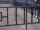 Скачать бесплатно foto Строительные материалы оградки на кладбища в г, Аткарск 38003363 в Аткарске