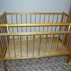 Продается детская кроватка б/у