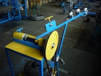Просмотреть фото Строительные материалы Станок, оборудование для изготовления рабицы, с бесплатной доставкой в Барнаул 33581660 в Барнауле