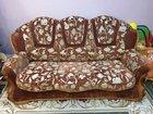 Диван-кровать с креслами