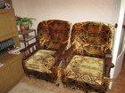 Foto в Мебель и интерьер Мягкая мебель Продам диван и 2 кресла в отличном состоянии в Балаково 6000