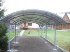 Просмотреть изображение Мебель для дачи и сада Навес для авто 36888088 в Балаково