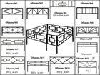 Изображение в Мебель и интерьер Мебель для дачи и сада Ритуальные ограды изготавливаем из профильной в Балаково 1110