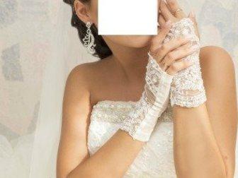 Просмотреть изображение Свадебные платья Продам шикарное свадебное платье 34121096 в Балаково