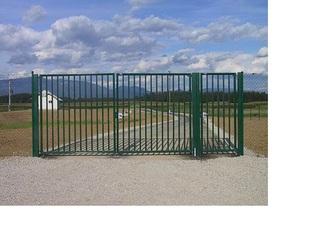Скачать foto Строительство домов Садовые калитки и ворота собственного производства 36887937 в Балаково