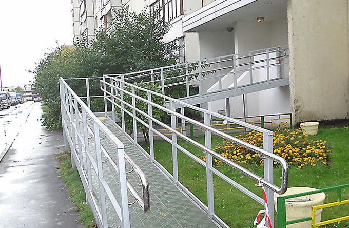 Барнаул: реабилитационные пандусы - цена 3200,00 руб, стр....