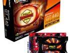 Уникальное фото Комплектующие Видеокарта Geforce GT400 Palit 32369948 в Барнауле