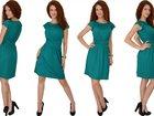 Смотреть foto  Оптовая и розничная продажа трикотажных платьев, юбок, блузок, комбинезонов, 32608963 в Воркуте