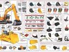 Новое изображение  Продажа навесного оборудования для строительной техники 33210946 в Барнауле