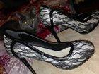 Изображение в   Продам туфли срочно! 37 размер. В хорошем в Барнауле 800