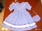 Изображение в Для детей Детская одежда Замечательное праздничное платье с сумочкой, в Барнауле 1200