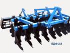 Уникальное foto Почвообрабатывающая техника Борона БДФ навесная, 2,8м 39022078 в Барнауле