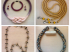 Свежее изображение  Украшения из бисера, Колье,ожерелье,браслеты,брелки,елочные шары 39849269 в Барнауле