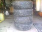 Скачать бесплатно foto Зимние шины шины шипованные на дисках разных производителей попарно , 43674066 в Барнауле