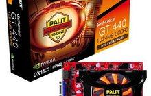 Видеокарта Geforce GT400 Palit