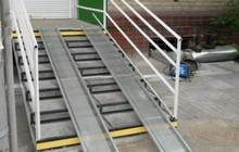 Безопасные пандусы для инвалидов