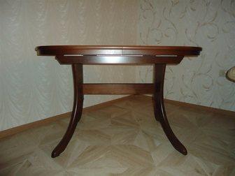 Смотреть фото Мебель для гостиной продам стол 33086430 в Барнауле