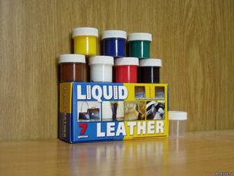 Новое изображение Другая техника жидкая кожа для ремонта кожаных изделий 34411293 в Барнауле