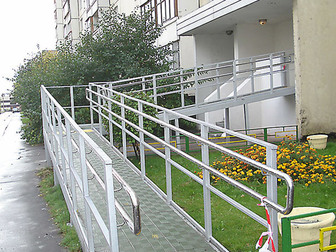Смотреть фото  Реабилитационные пандусы 34498822 в Барнауле