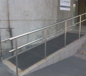 Изображение в   «Алтай Лестница» создает пандусы для инвалидов в Барнауле 111