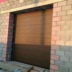 Ворота гаражные Дорхан