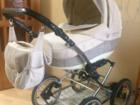 Свежее фото Детские коляски Продам многофункциональную коляску Adamex Katrina 67648845 в Белгороде