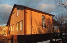 Продается новый дом в живописном месте