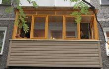 Балконная рама (дерево, бесплатно)