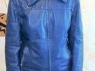 Новое фотографию Женская одежда Продам кожаную практически новую куртку 39685055 в Белогорске