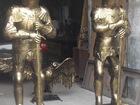 Скачать бесплатно фото  Два рыцаря скульптурная композиция из металла 35632290 в Белореченске