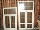 Деревянные окна ручной работы