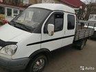 ГАЗ ГАЗель 3302 2.3МТ, 2006, 98000км