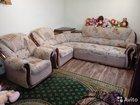 Продается мягкая мебель(диван и два кресла)