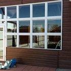 Дачные окна