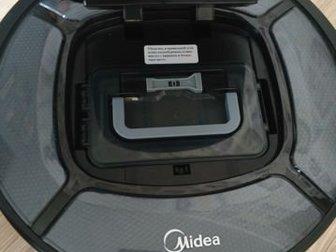 Роботы-пылесосы Midea VCR16 предназначены для сухой очистки поверхности пола от мусора, грязи, пыли, а также влажной его протирки ,  Роботы подходят для использования в Бийске