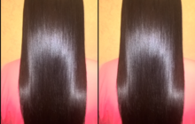 Ботам для волос, полировка волос
