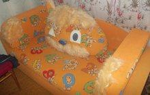 Продам детский диванчик Котик